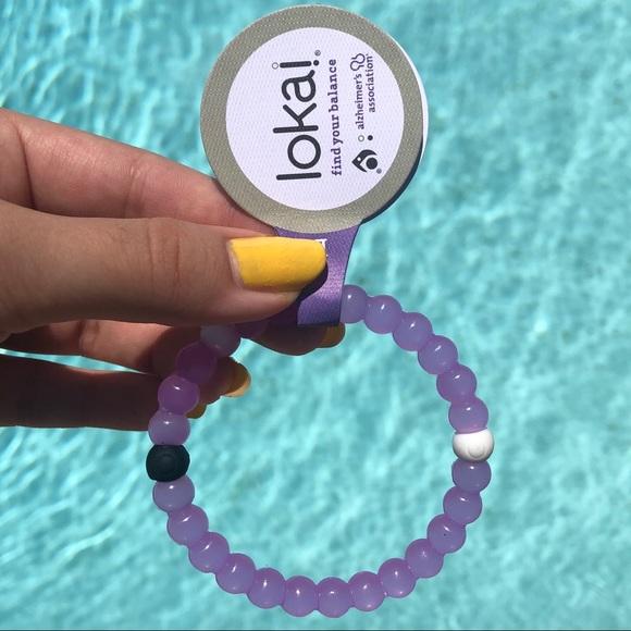 Lokai Jewelry - Purple Alzheimer's Association Lokai Bracelet